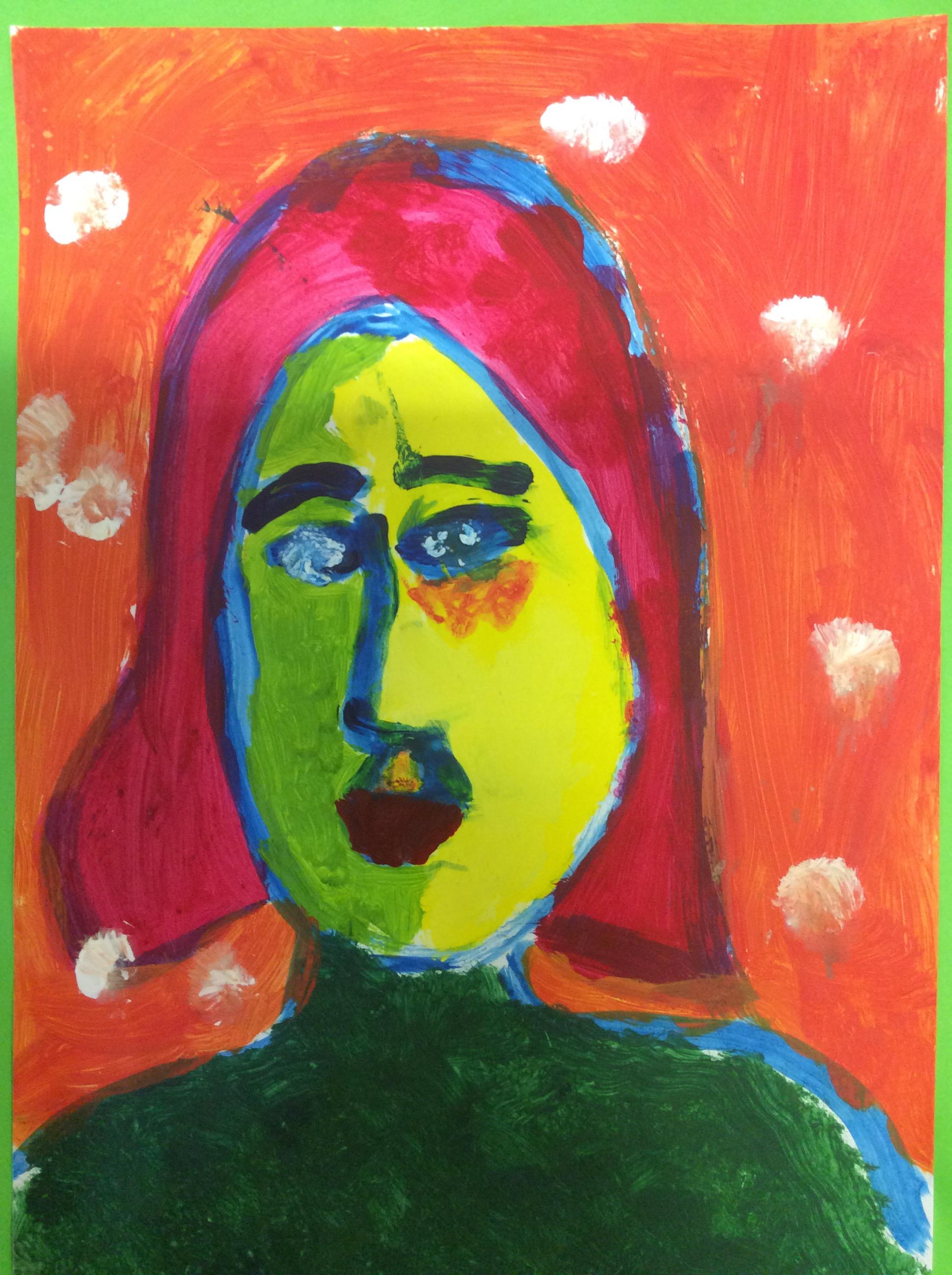 GRADE 5 and 6 – Beveridge Art Space